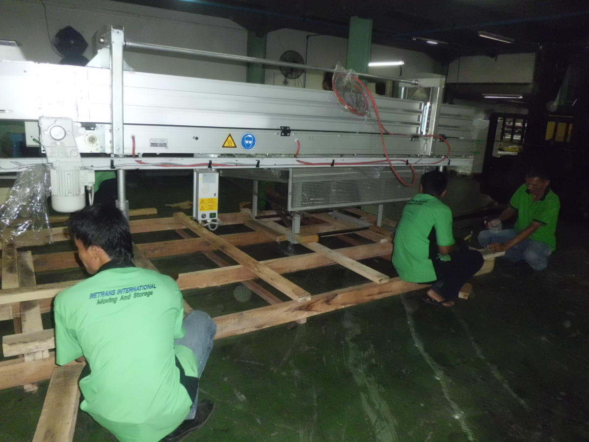 Project & Factory move