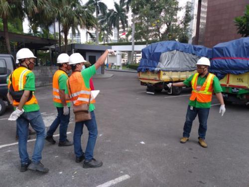 Office Move Ecuador Embassy Jakarta