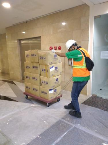 Office Move Ecuador Embassy Jakarta 3